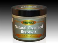 Briwax Natural Creamed Beewax - 250ml